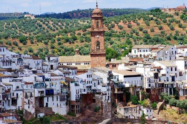 casas rurales en Montoro